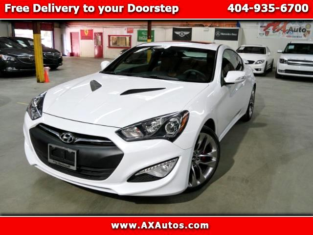 2015 Hyundai Genesis Coupe 3.8 Ultimate 8AT