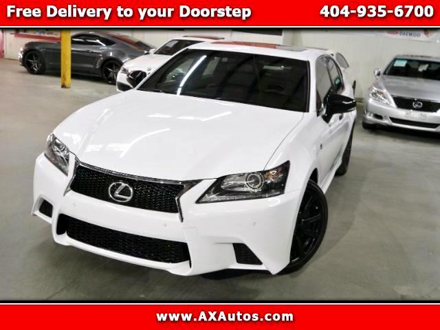 2015 Lexus GS 350 4dr Sdn Crafted Line RWD
