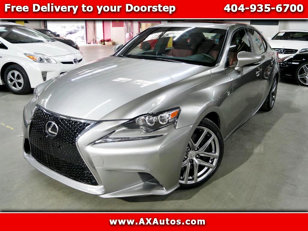 2015 Lexus IS IS 350 F Sport