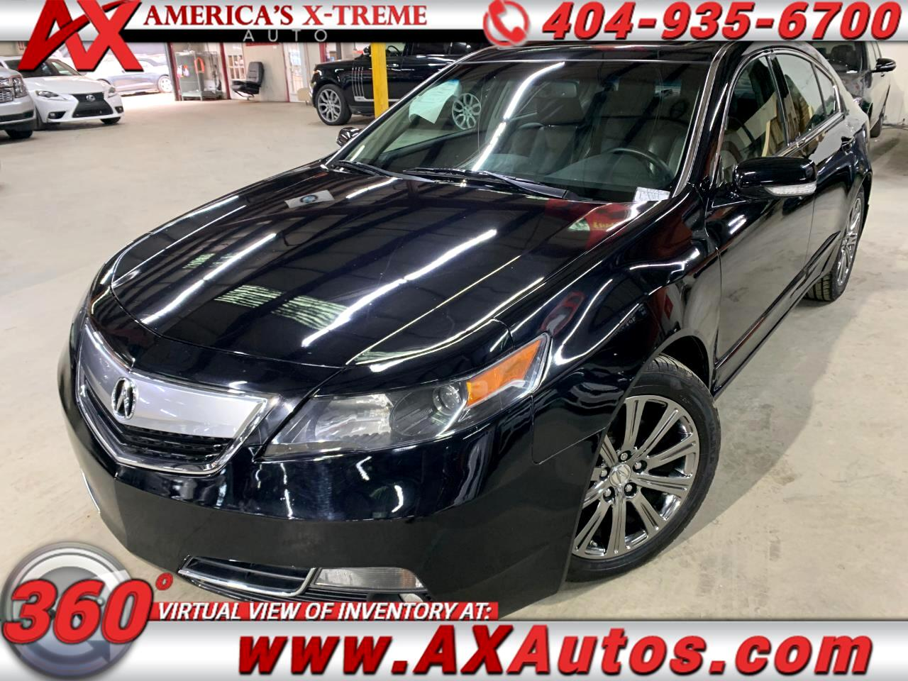 Acura TL 4dr Sdn Auto 2WD Special Edition 2014