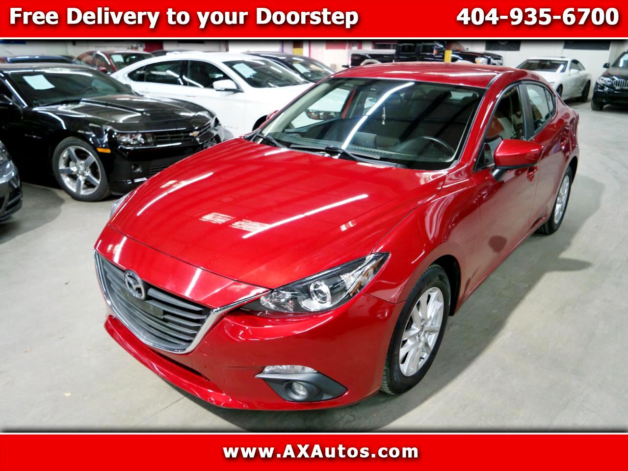 2015 Mazda MAZDA3 i Touring AT 4-Door