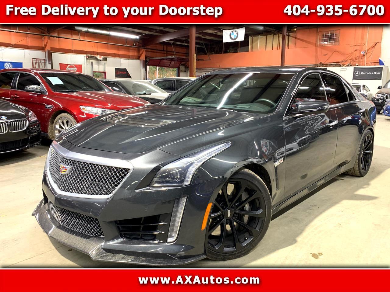 2016 Cadillac CTS-V V