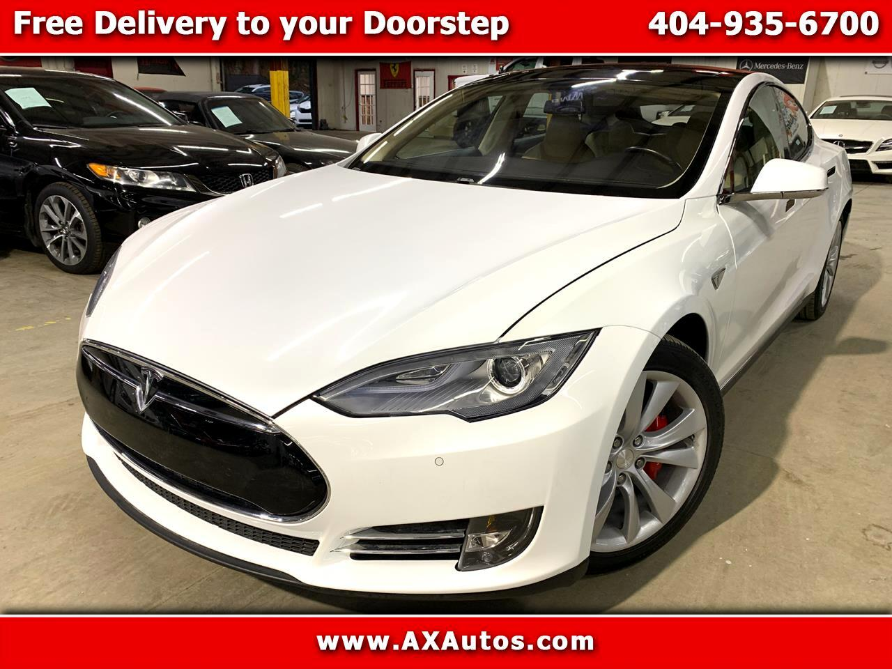 2014 Tesla Model S 4dr Sdn P85