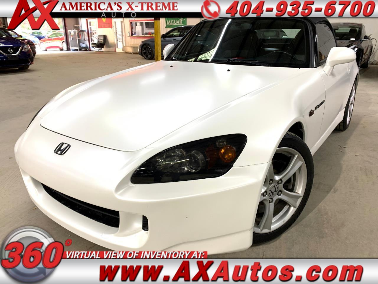 Honda S2000 6-Speed MT 2009