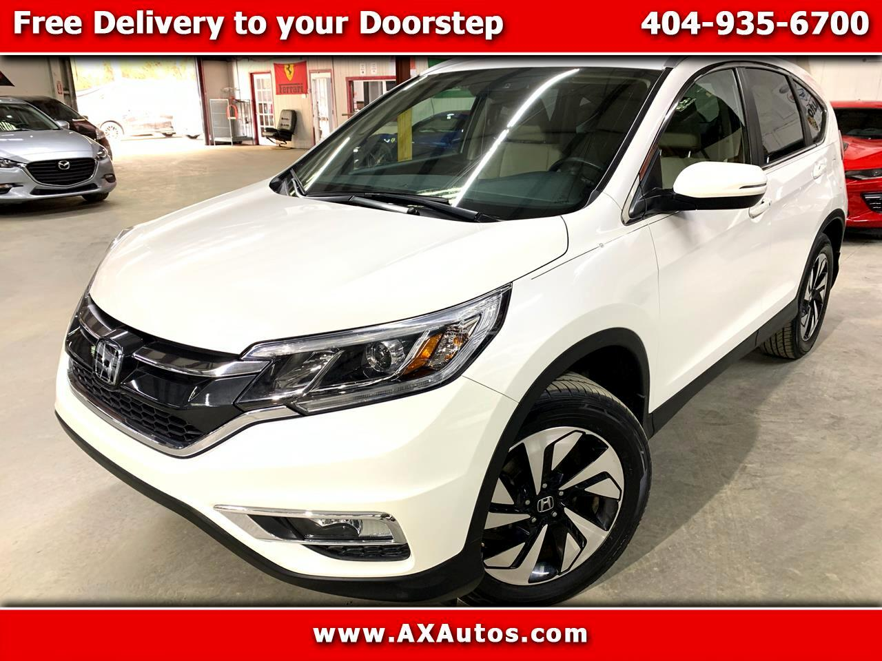 2015 Honda CR-V Touring 2WD