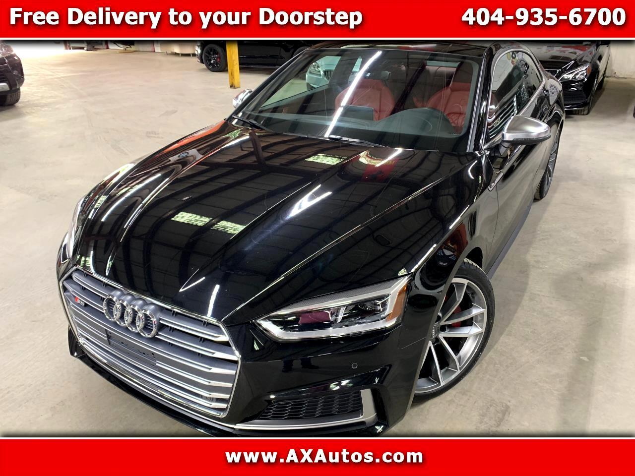 2018 Audi S5 Premium Plus Coupe quattro