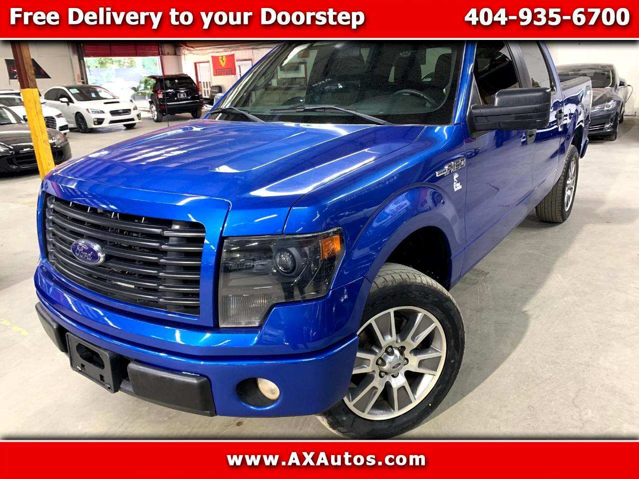 2014 Ford F-150 STX SuperCrew 2WD