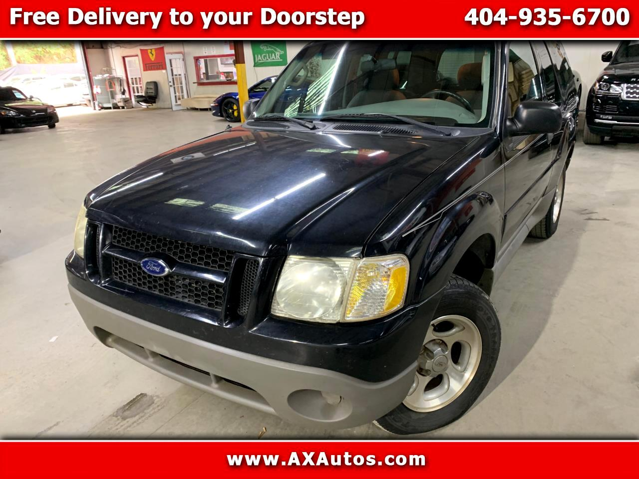 Ford Explorer Sport XLS 2WD 2003