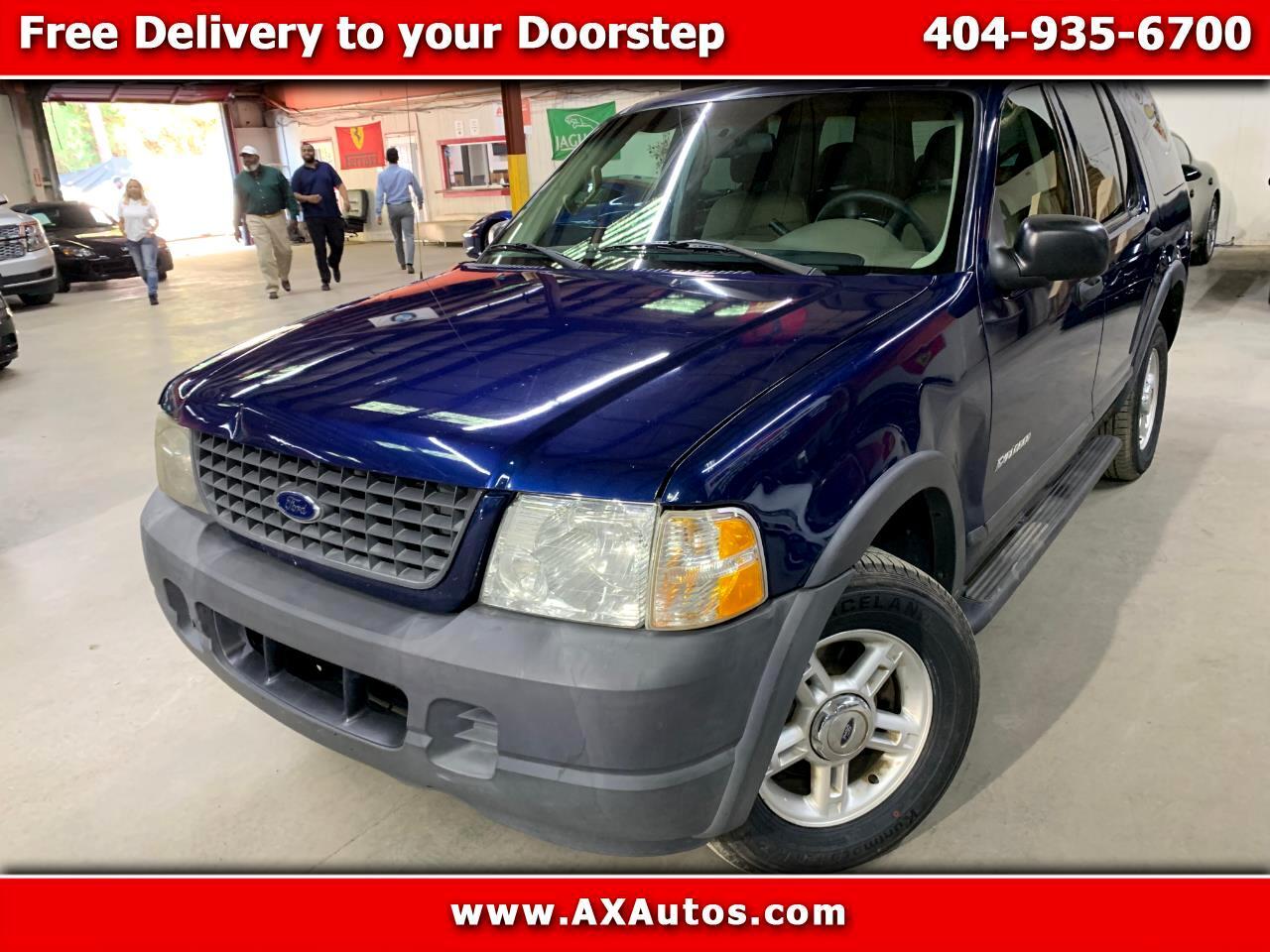 Ford Explorer XLS Sport 4.0L 4WD 2004