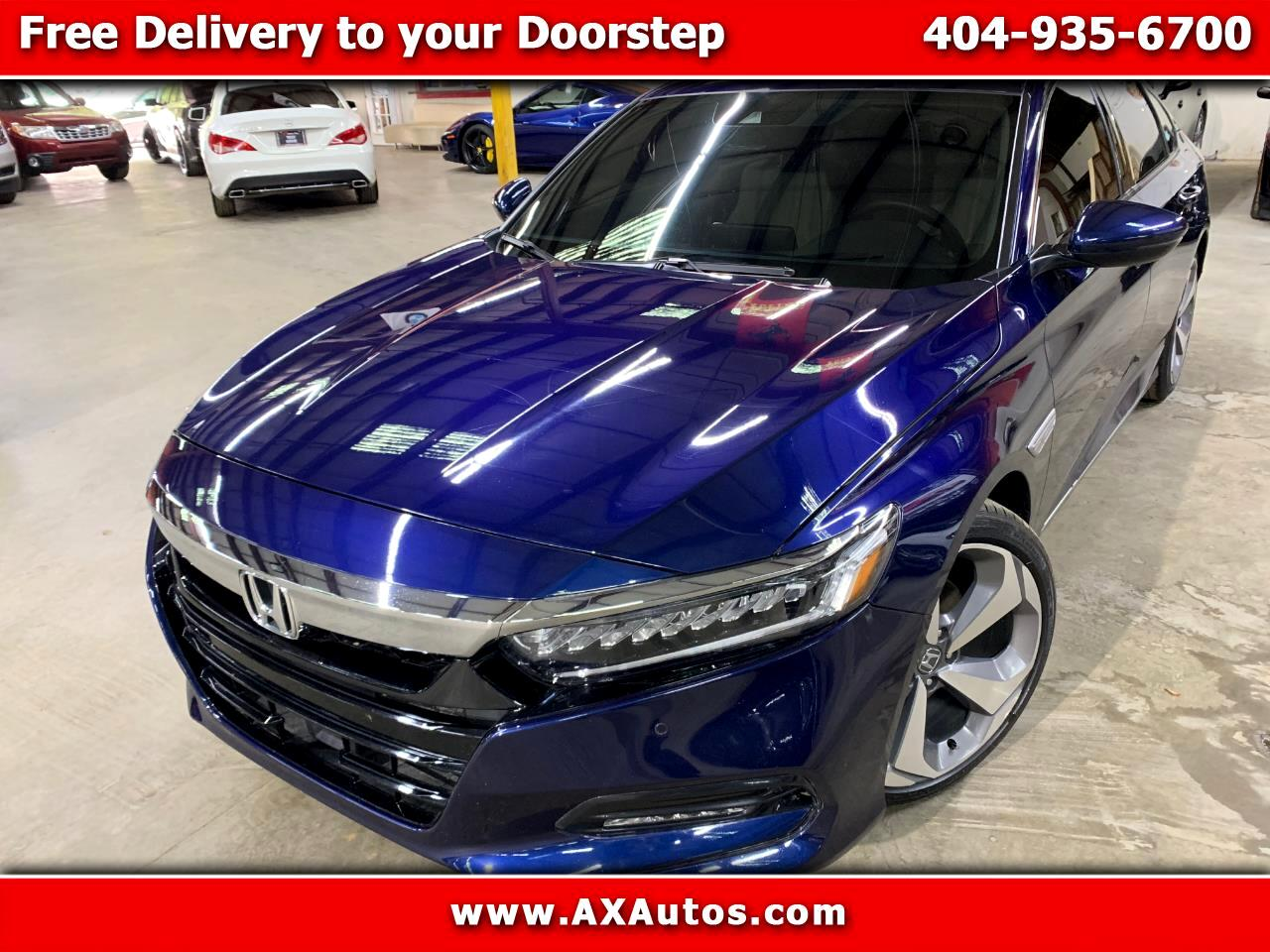Honda Accord Touring 2.0T 10A 2018