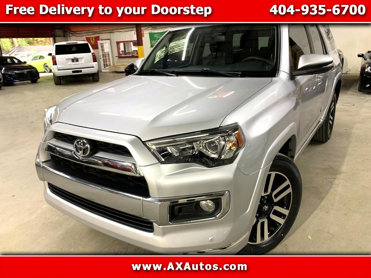 Toyota 4Runner Limited 2WD V6 2017