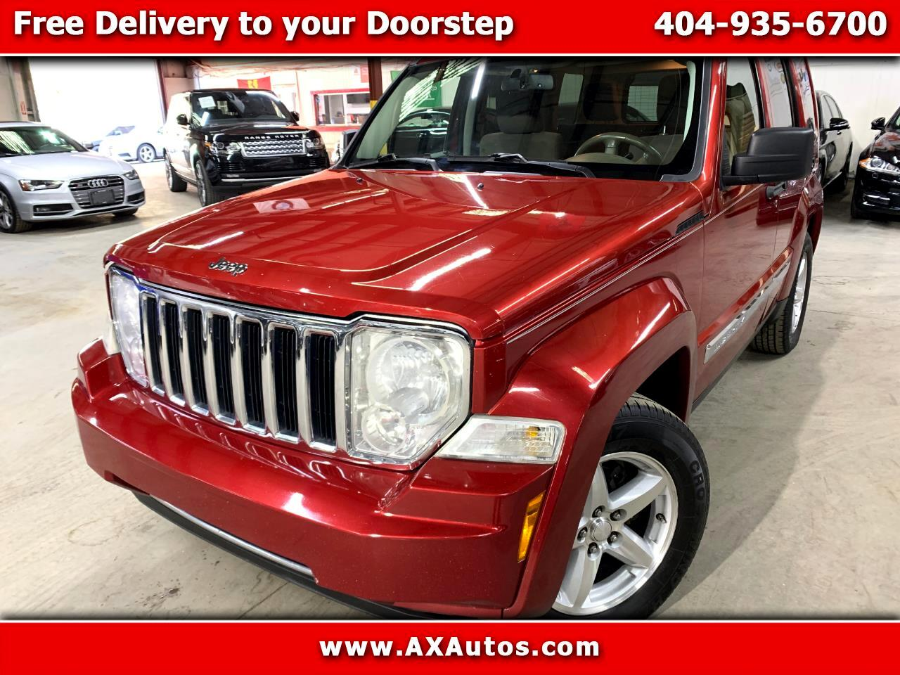 Jeep Liberty Limited 2WD 2008