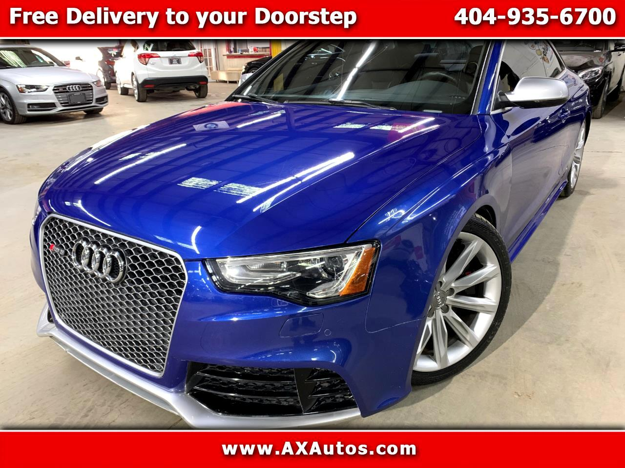 Audi RS5 4.2 Coupe quattro S tronic 2013