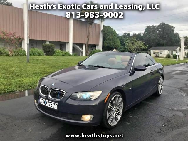 2008 BMW 3-Series 328i Convertible