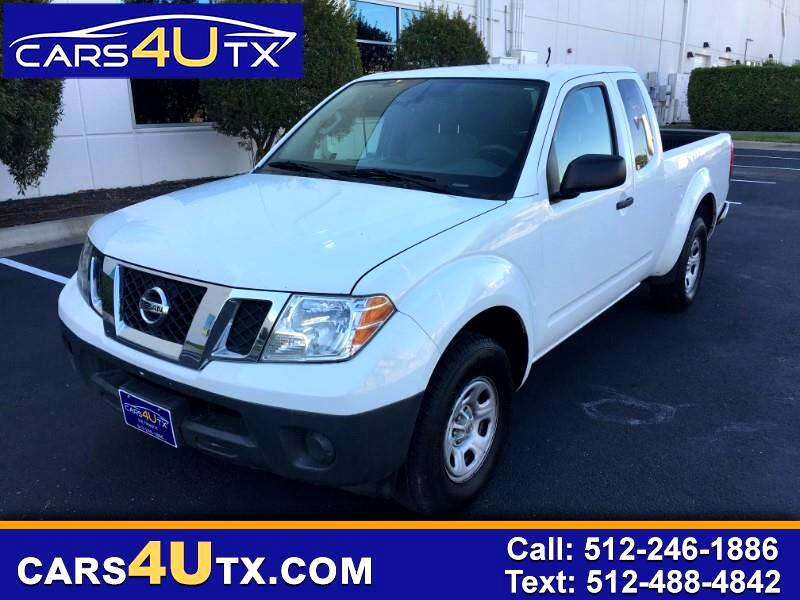 2015 Nissan Frontier S King Cab 2WD