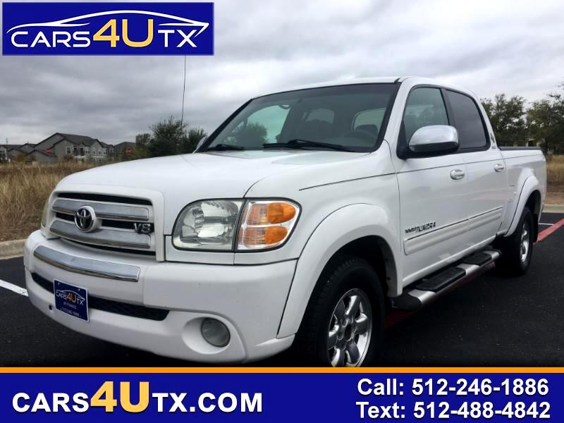 Toyota Tundra SR5 Double Cab 2WD 2004
