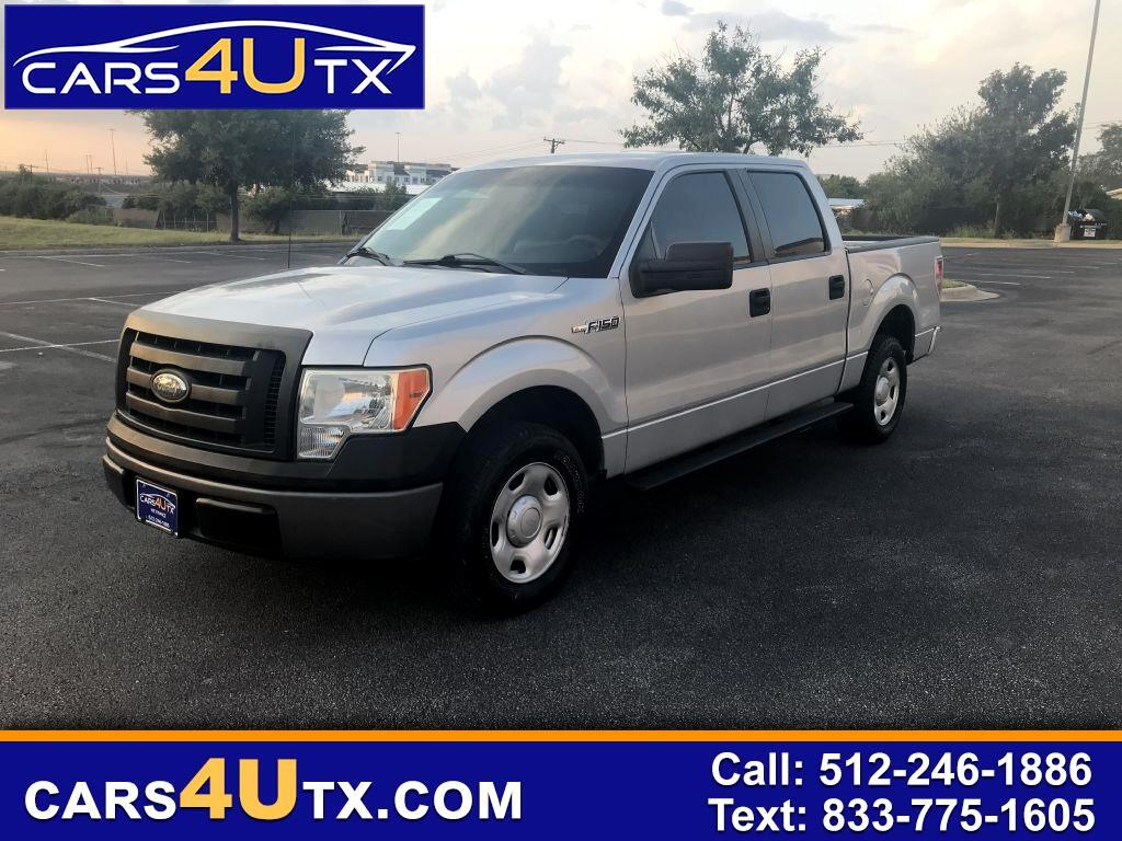 Ford F-150 XL SuperCrew 6.5-ft. Bed 2WD 2009
