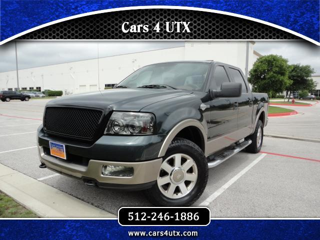 2005 Ford F-150 King Ranch SuperCrew 4WD