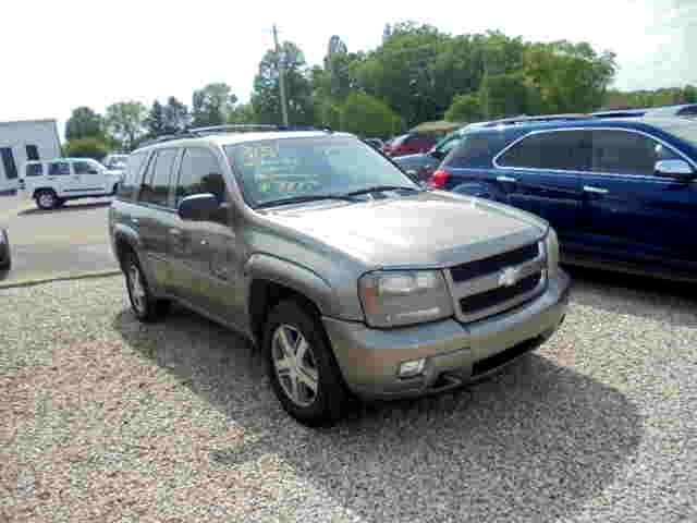 2007 Chevrolet TrailBlazer 4WD 4dr LT
