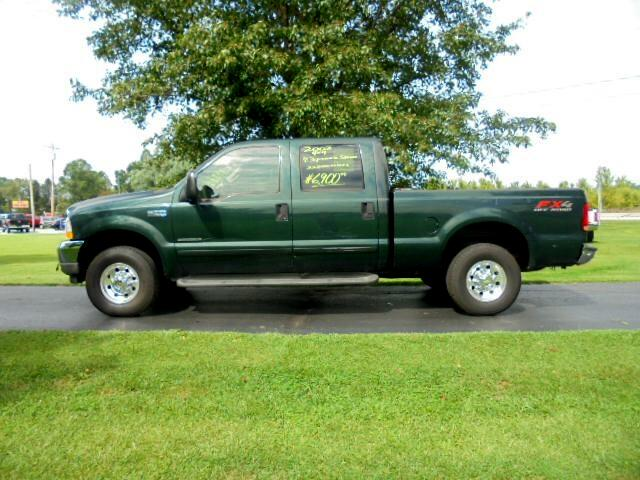 "Ford Super Duty F-250 Crew Cab 156"" King Ranch 4WD 2003"