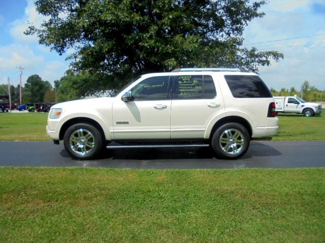 2007 Ford Explorer 4WD 4dr V6 Limited