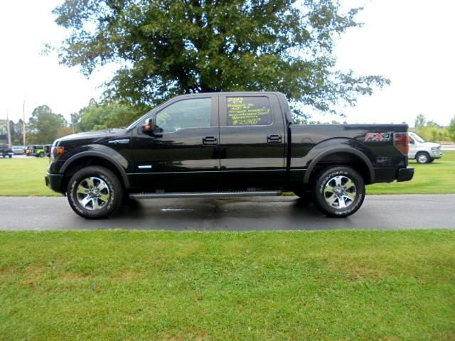 Ford F-150 FX4 SuperCrew 4x4 2013