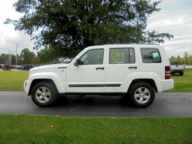 2011 Jeep Liberty 4WD 4dr Sport
