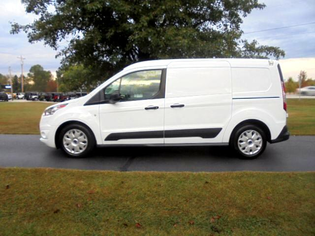 Ford Transit Connect Van XLT LWB w/Rear Symmetrical Doors 2017