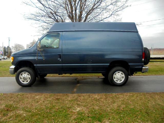 Ford Econoline Cargo Van E-350 1997
