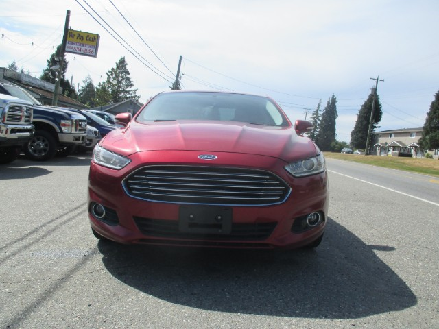 2013 Ford Fusion 4dr Sdn SPORT AWD
