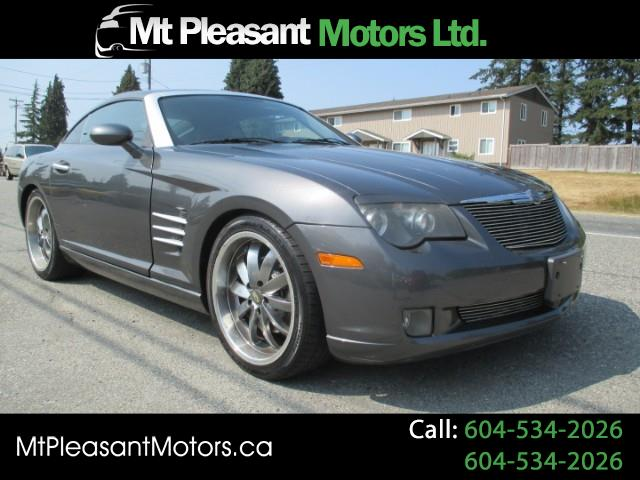 2004 Chrysler Crossfire Coupe Auto
