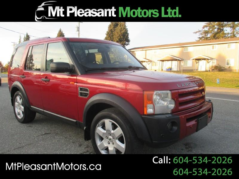 2006 Land Rover LR3 HSE 4WD