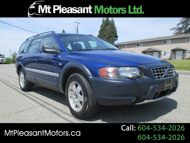 2002 Volvo XC70 AWD Cross Country