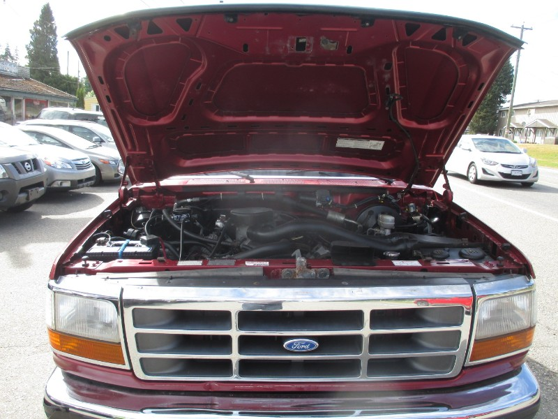 1992 Ford F-150 S SuperCab Flare Side
