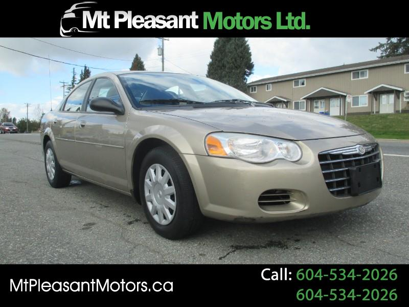 2004 Chrysler Sebring Sebring Auto Low KM