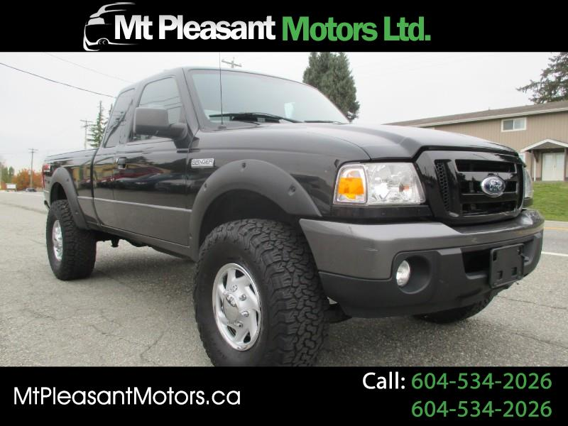 2008 Ford Ranger FX4 Off-Road SuperCab Lifted 4x4