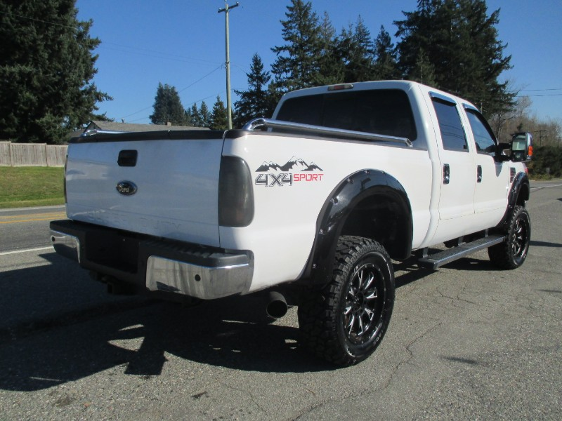 2010 Ford F-350 SD Lariat Crew Cab Diesel Lifted 4x4