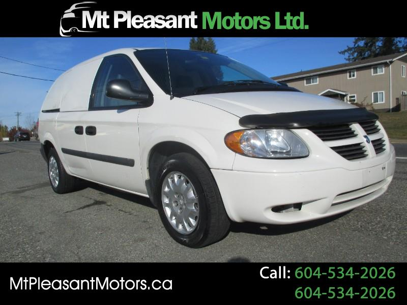 2006 Dodge Grand Caravan Cargo Van Low KM