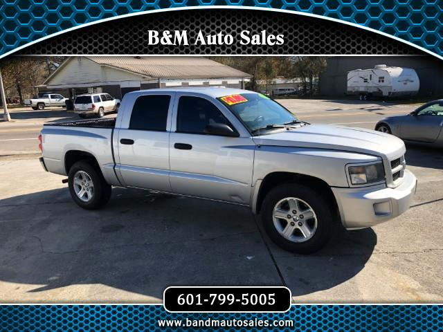 2011 Dodge Dakota SLT Quad Cab 2WD