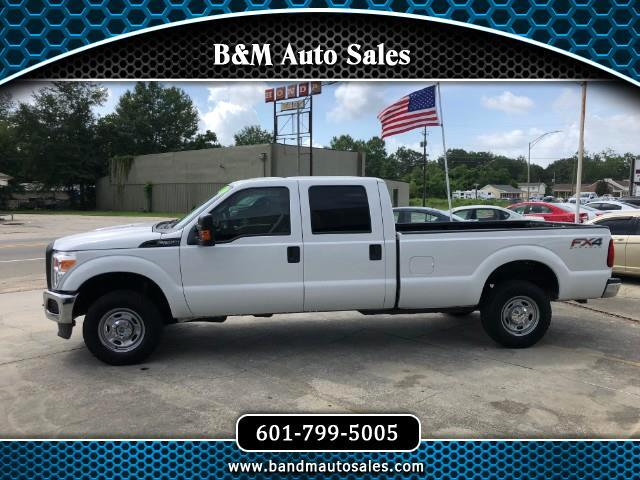 2015 Ford F-250 HD Crew Cab 4dr 152.2