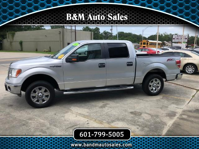 """2012 Ford F-150 2WD SuperCrew 145"""" FX2"""