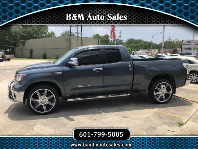 2008 Toyota Tundra Base Double Cab 5.7L 2WD