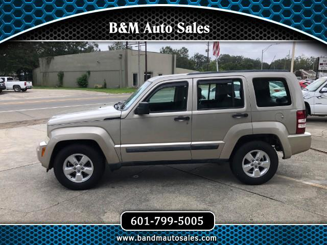 2011 Jeep Liberty Sport 2WD