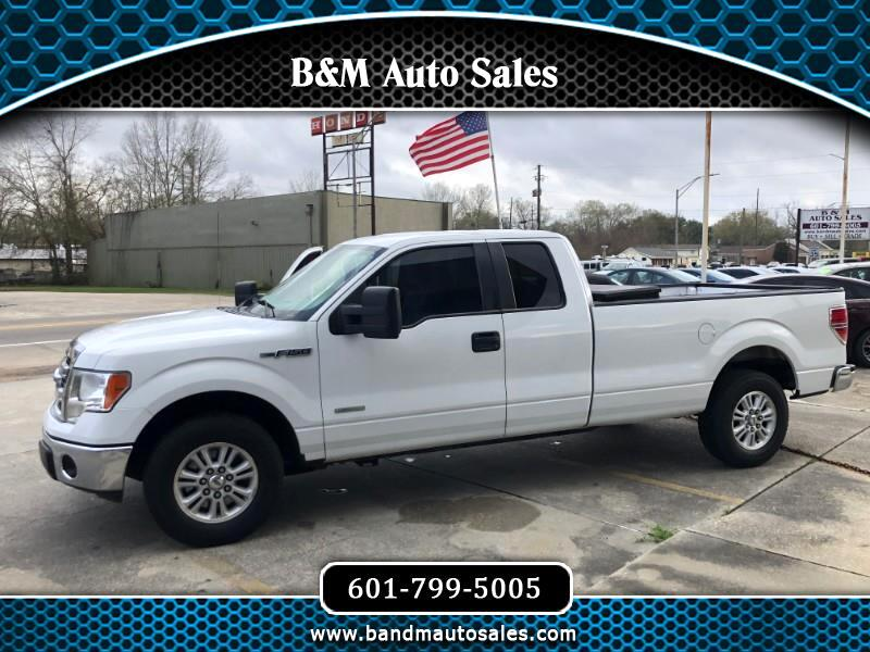 2014 Ford F-150 XLT SuperCab Long Bed 2WD