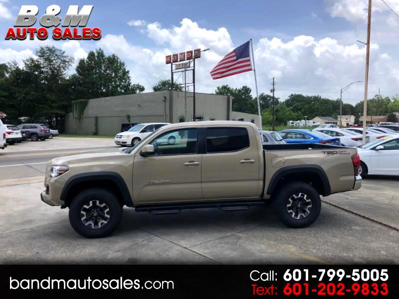 2019 Toyota Tacoma 2WD Double Cab V6 AT TRD Off Road (Natl)