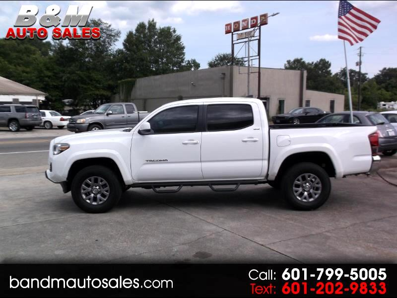 2018 Toyota Tacoma 2WD Double Cab V6 AT SR5 (Natl)