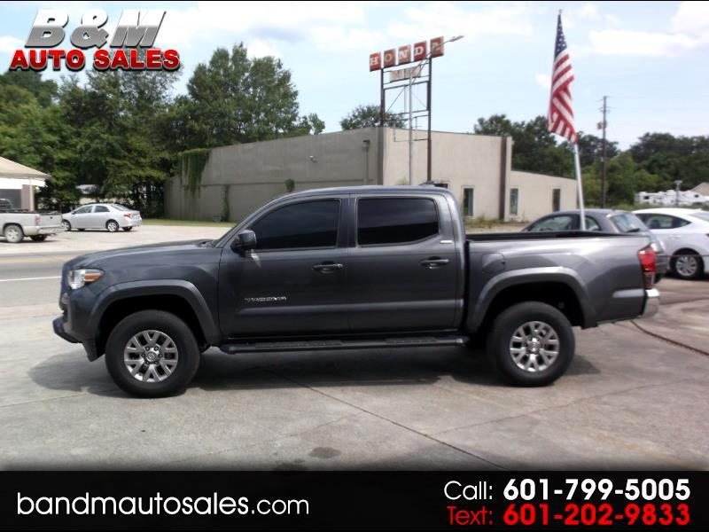 Toyota Tacoma 2WD Double Cab V6 AT SR5 (Natl) 2018