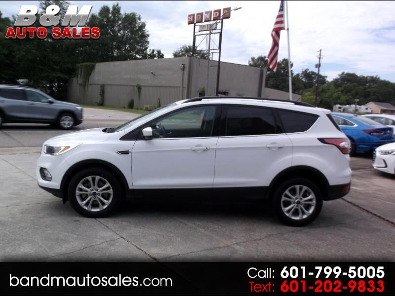 2018 Ford Escape FWD 4dr SE