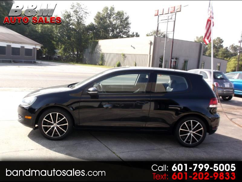 2012 Volkswagen Golf 2dr HB Man