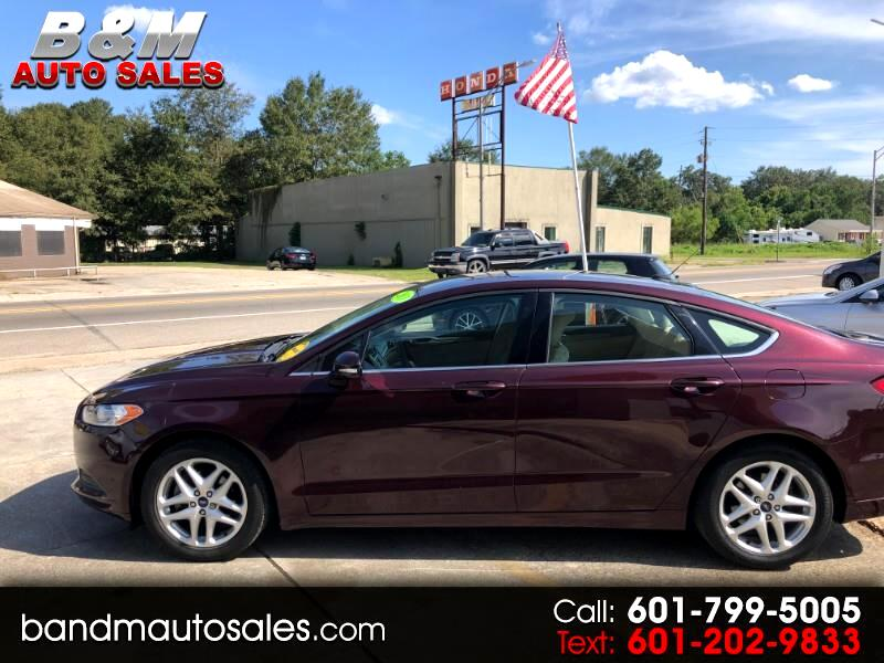 Ford Fusion 4dr Sdn I4 SE FWD 2013